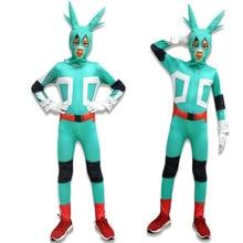 Carnaval Anime Boku no héroe Bakugou Katsuki Iida Tenya Todoroki Shouto  Cosplay traje mi héroe Academia niños monos 4cee94d500aa