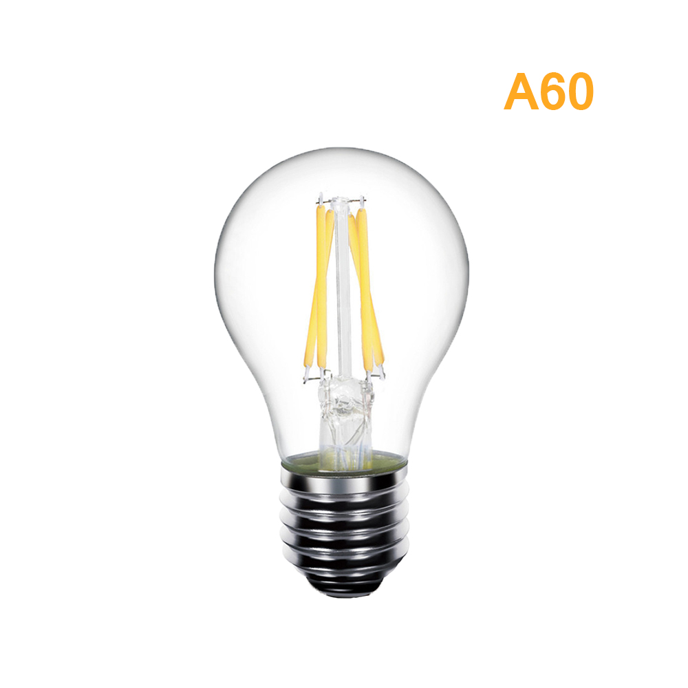 Edison LED Light A60 C35 G45 vintage lamp E14 LED E27 bulb 220v LED lamp E14 Globe decorative 2W 4W 6W 8W Filament E27 Bulb