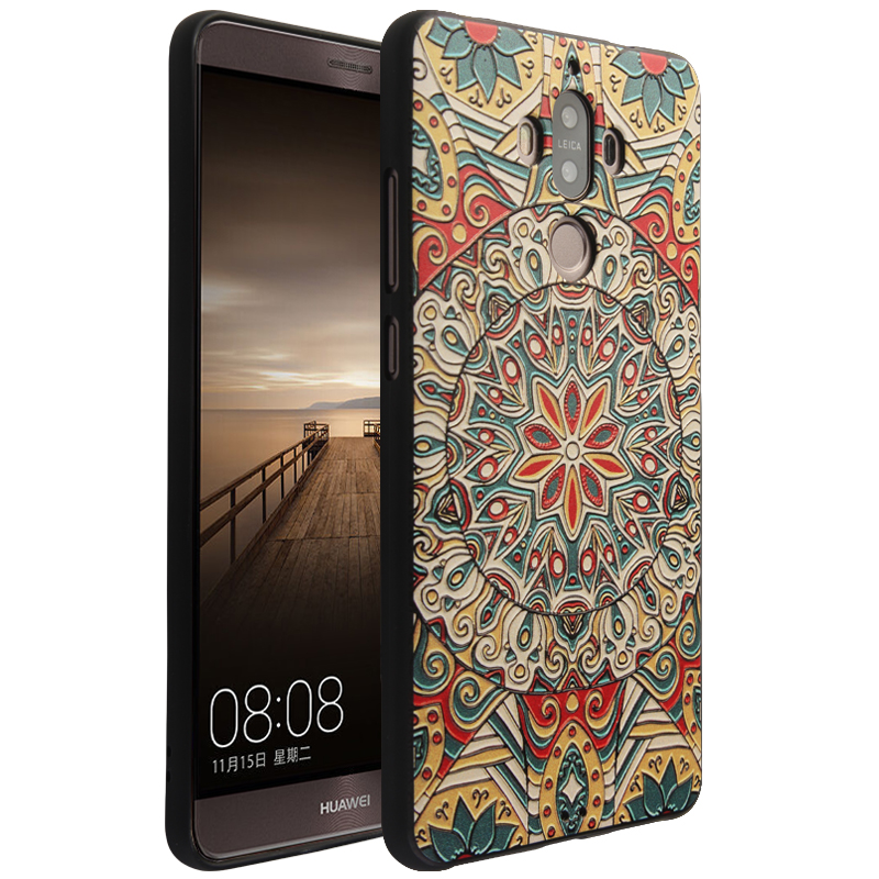 coque mate 9 huawei silicone