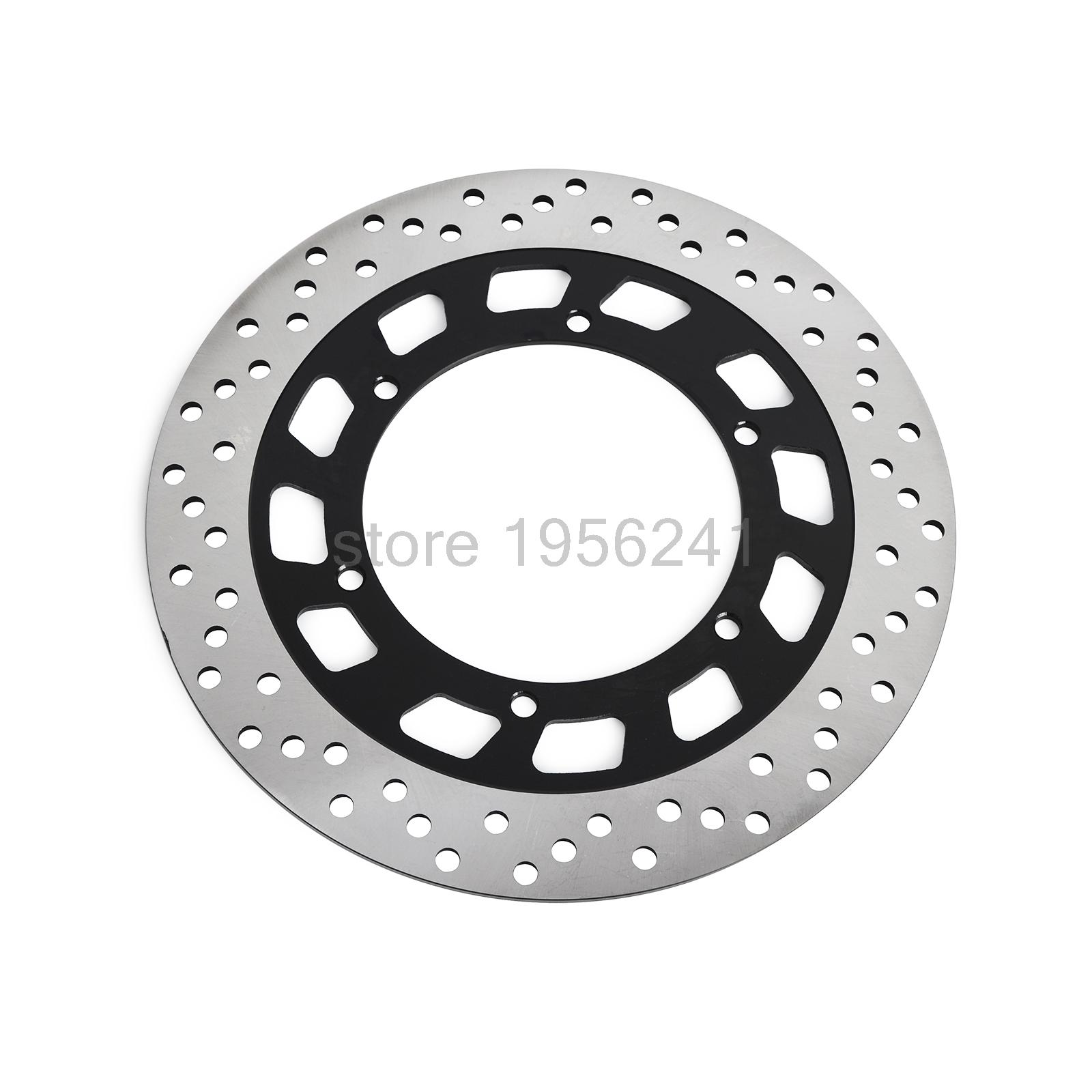 Motorcycle Front Right Brake Disc Rotor For Yamaha XV125 Virago 1997-2001 XVS125 Drag Star1999-2004 XV250 1995-2007 XVS250 01-04 ahl motorcycle front brake pads disks for yamaha xvs 650 950 1300 drag star 1997 2007 vstar custom 1997 2015 classic