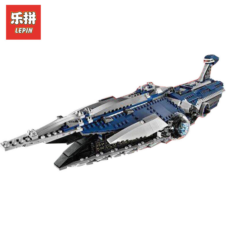 LEPIN 05072 Star Wars Children toys Dental warships Model Building kits blocks Bricks toys LegoINGlys 9515 toys for boys Gift star wars boys black