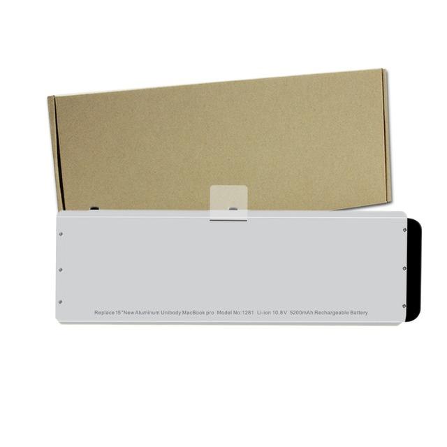 """Nova Bateria Do Portátil para Apple A1281 A1286 Macbook Pro 15 """"Unibody de alumínio (Versão 2008)-12 Meses de Garantia"""