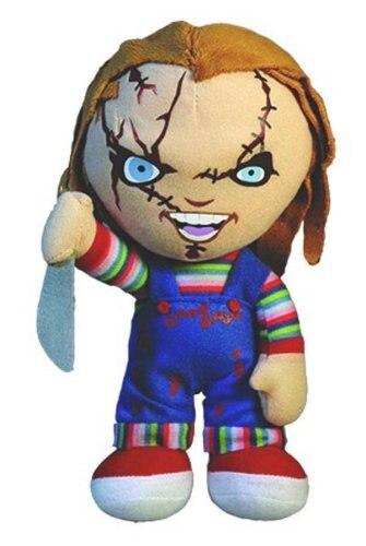 Mega Gambar New 9 Inci Anak Bermain Bekas Luka Chucky Menakut Nakuti