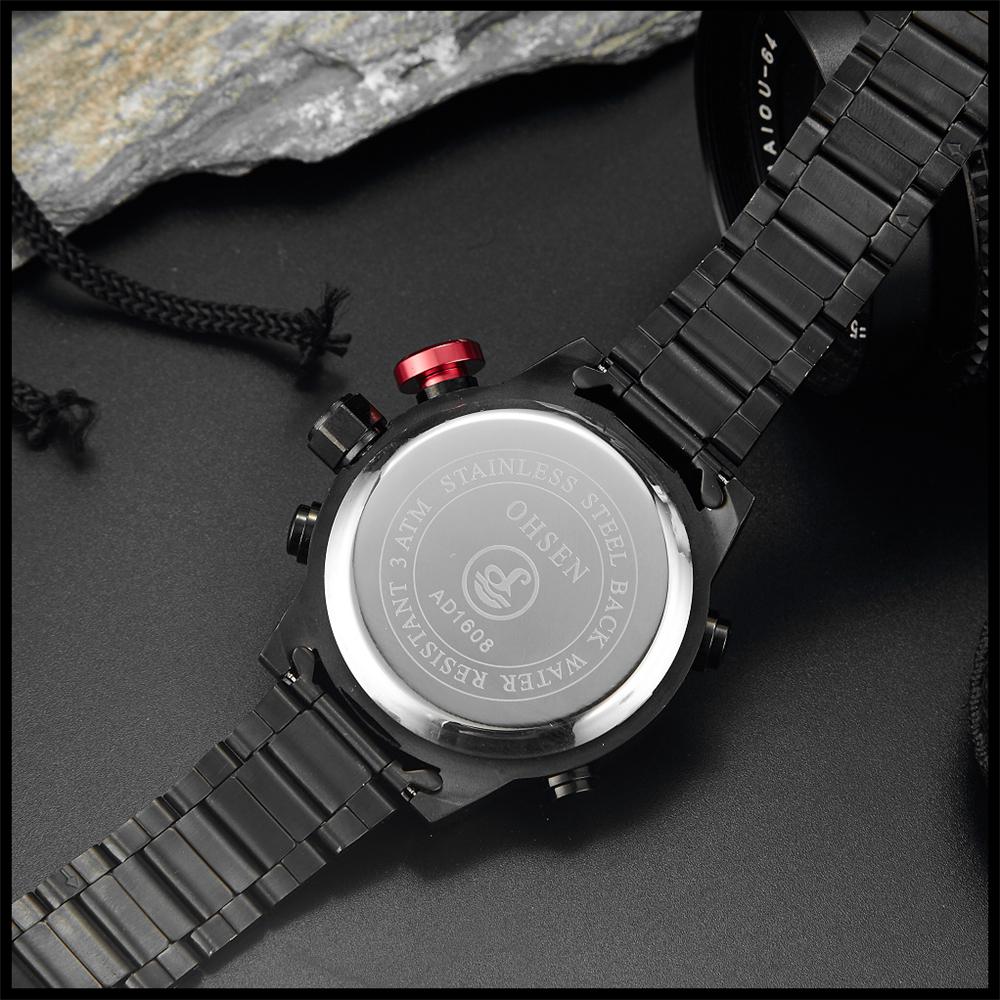 New Watch Men's Military Watches Sports Quartz Wristwatches (21)