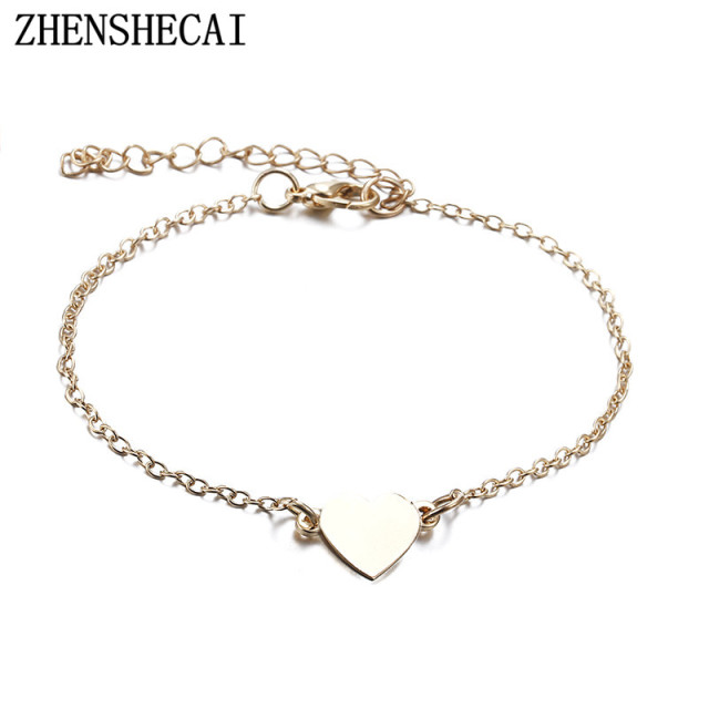 New Heart Female Anklet 2