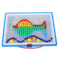 296pcs Creative Mosaic Toy Picture Puzzle Gifts Children Nail Composite House Keeping Intellectual Developmental Gift