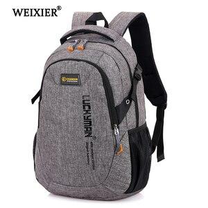 WEIXIER Men's 2019 New Backpac