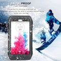 New Arrival IP68 Waterproof Shockproof Dirt Snow Proof Cases Cover For LG G3 D850 D851 D855 VS985 LS990