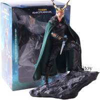 Action Figures Marvel Iron Studios Thor 3 Ragnarok Loki 1/6th Scale Collectible Figure Statue Model Toy