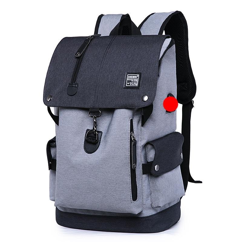 все цены на Outdoor Sport Waterproof Men Travel Backpack USB Charging Laptop Anti-Theft School Backpack Cycling Bicycle Bike Bag Rucksack онлайн