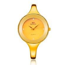 SOXY Fashion Brand Luxury Women Bracelet Watches