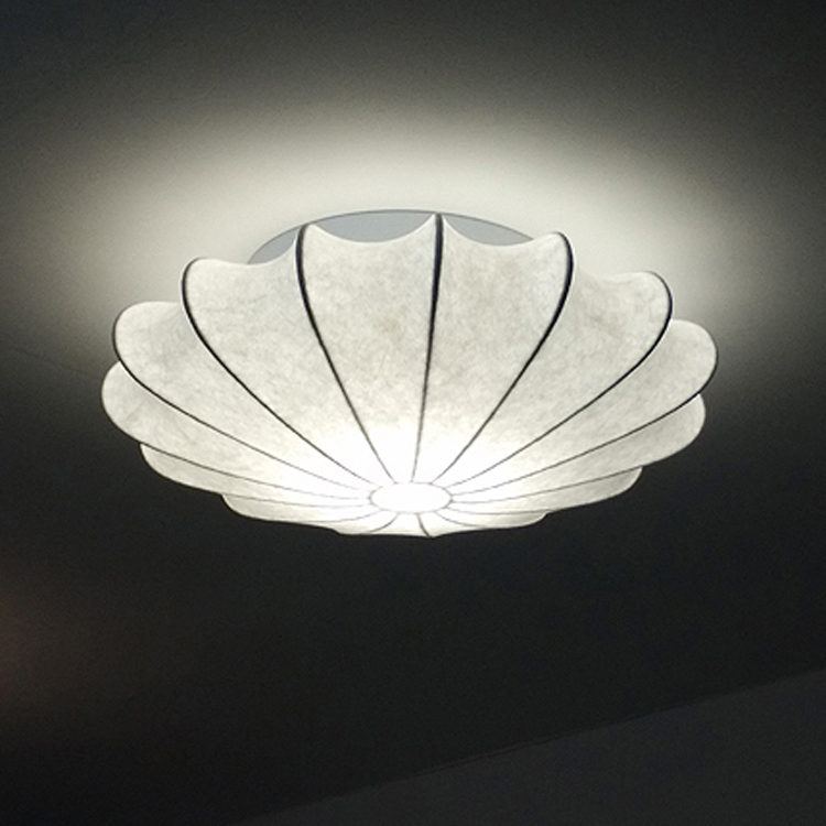 Free Shipping Silk Lantern Lights Ufo Flat Section Of Creative