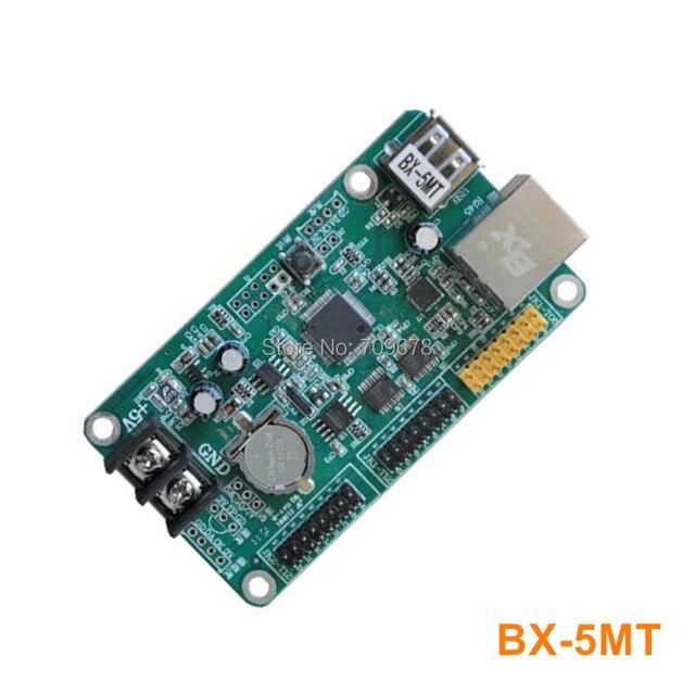 Onbon BX-5MT (Ethernet + USB LED Контроллер Для Одного Цвета и Двухцветный СВЕТОДИОДНЫЙ Дисплей Сообщение