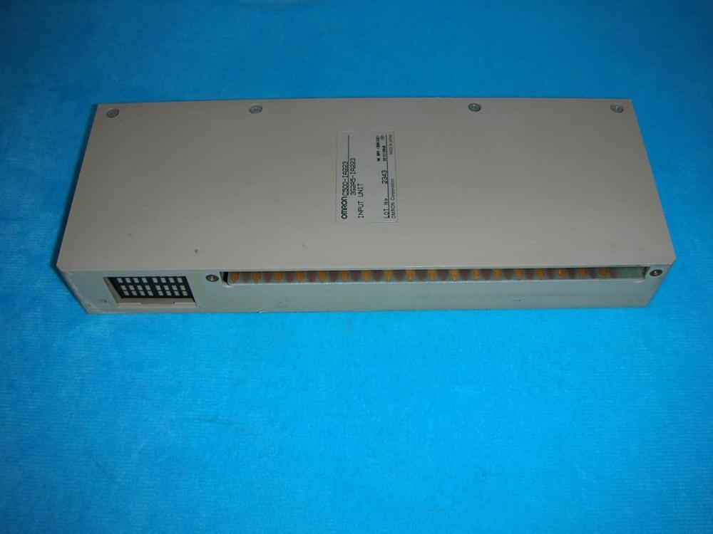 OMRON C500-IA223/3G2A5-IA223 PLC omron 3g2a5 id219 c500 id219
