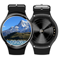 Newest Round Finow X3 plus Smart watch Quad Core 3G Android 5.1 intelligent Clock 360*360p 1GB+8GB GPS WIFI for IOS Android Sony
