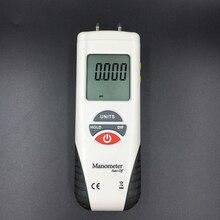 HT 1890 Digital Manometer air pressure meter air pressure Differential Gauge Kit 55H2O to +55H2O Data Hold medidor presion