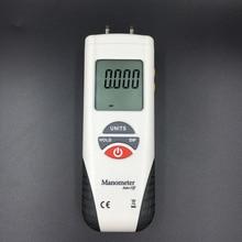 HT 1890 Digitale Manometer luchtdruk meter air drukverschil Gauge Kit 55H2O tot + 55H2O Data Hold medidor presion