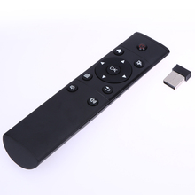 Black Universal FM4 2.4GHz Wireless Remote Control With USB Receiver Replacement For Computer TV Projector For KODI Smart TV