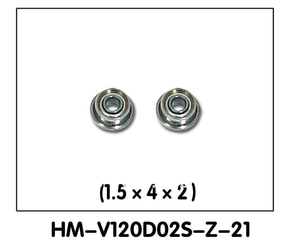 Walkera NEW V120D02S peças HM-V120D02S-Z-21 passo de 1.5 * 4 * 2