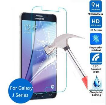 Pelicula De Vidro For Samsung Galaxy J5 J510 J5 2016 2017 Tempered Glass Screen Protector LCD Screen Guard Front Protective Film image