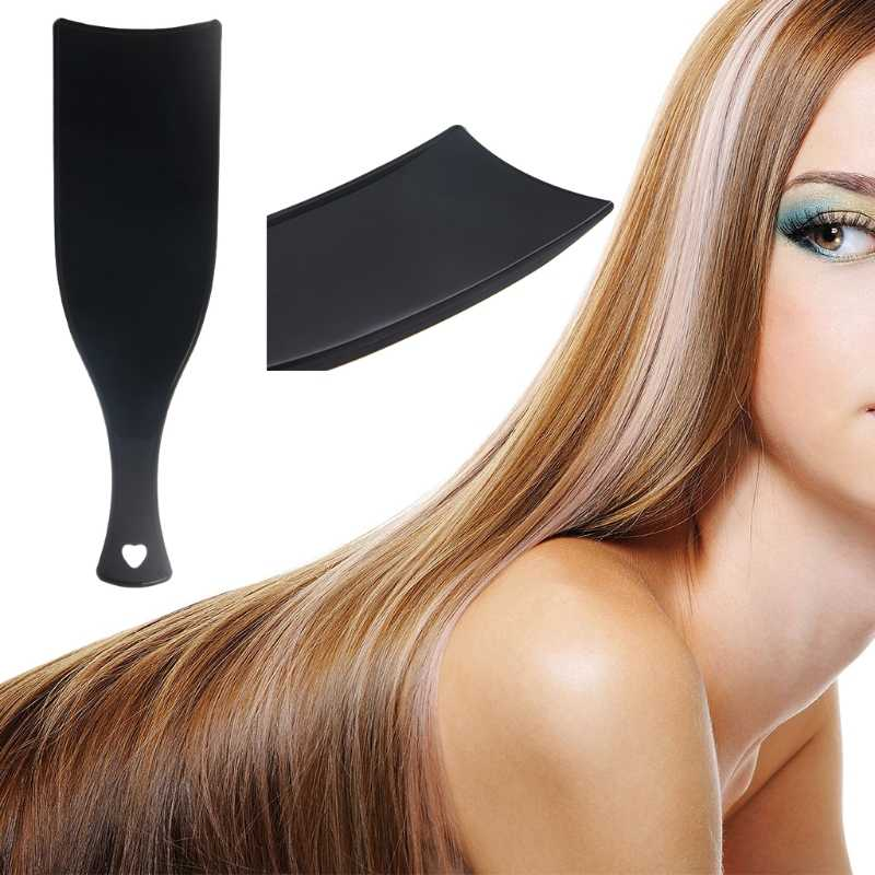 Hairdressing Salon DIY Hair Dyeing Board Coloring Tinting Styling Tool  Accessories