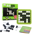 Classic IQ Mind Brain Teaser Puzzles Game with Solution  for Adults Children