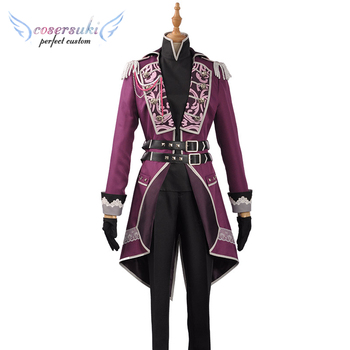 Ensemble Stars music festival Hibiki Wataru Cosplay Costume Stage Performance Clothes , Perfect Custom for You !