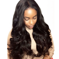 180 Density Full Lace Human Hair Wigs For Women Body Wave Brazilian Virgin Hair Full Lace