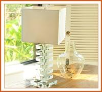 YOOK 30*72CM Crystal Art LED Table Lamp Bedroom Bedside Living Room Table Lamp Modern Creative Luxury Table Lamp 220V 27E