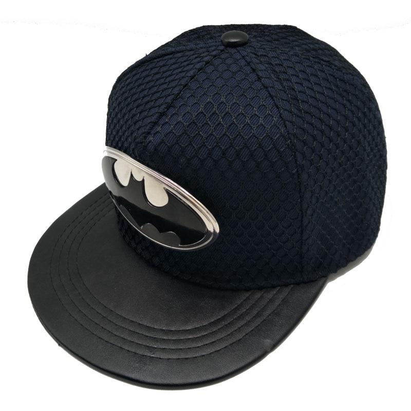 35231c959f Brand Wholesale Hot 2018 New Fashion Batman Baseball Cap Hat Casual Bone  Hip Hop Snapback Caps Sun Hats For Men Women Casquette-in Baseball Caps  from ...
