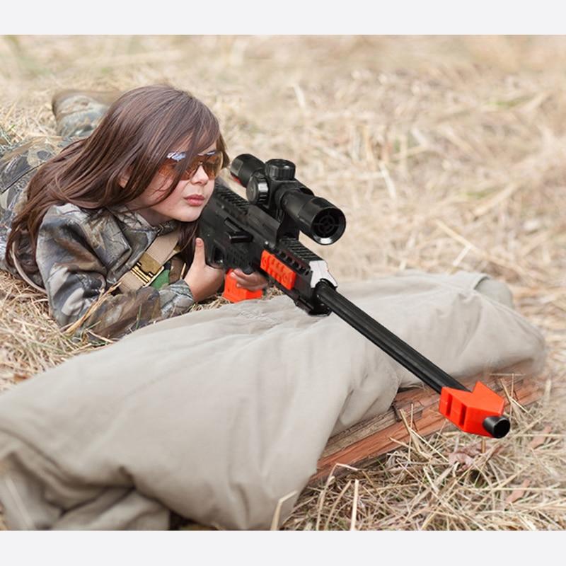 Sniper Rifle Realistic Airsoft Air Guns Children Cool Soft ...
