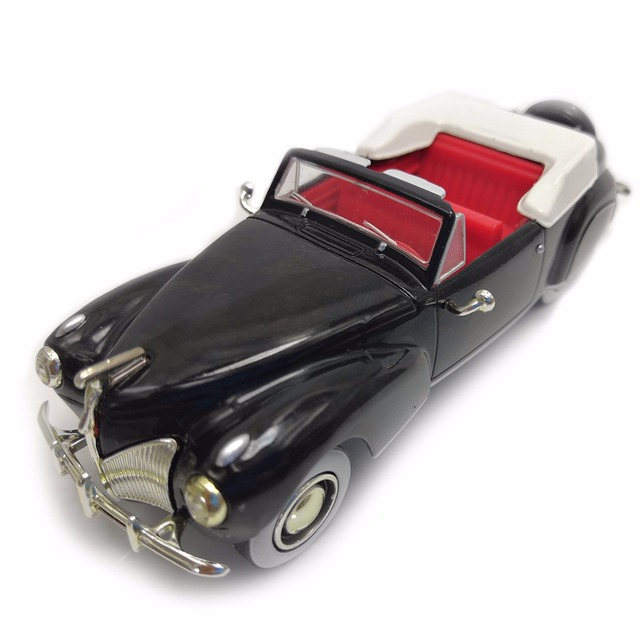 Diecast Metal 1 43 Scale Bubble Car Models The Old Car Named Lincoln
