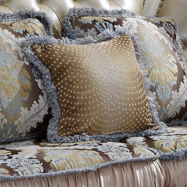 1+2+3 Modern Design Sectional Soft Genuine Leather Sofa Set Living Room Furniture 4