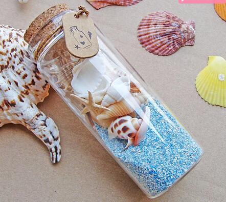 50pcs Star Fish /lot 0.5-2cm Natural Sea Star Wishing Bottle Starfish DIY Art Seashell Wall Home Decor Adornment Material