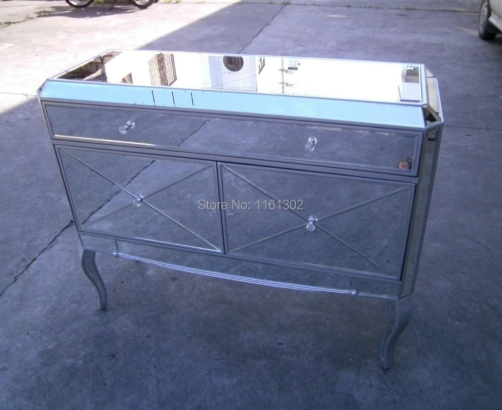 Rimming MR 401115Y plata reflejado en el pecho/mesa auxiliar muebles ...