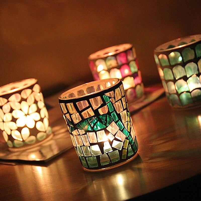 Resultado de imagem para Candelabros e velas para decoração