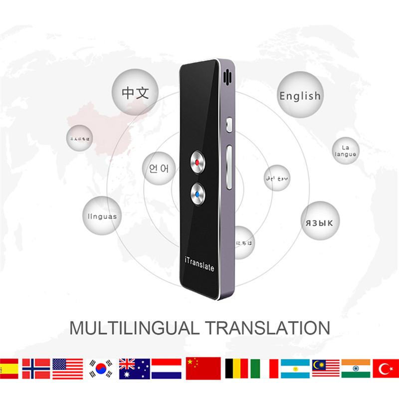 BIG SALE] Intelligent Voice Translator Translaty MUAMA Enence