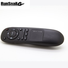 Buy online Runsnail 2.4G Wireless RF Remote Control Laser Presenter Pointer air mouse for PPT Multifunctional PowerPoint with Touchpad PCi7