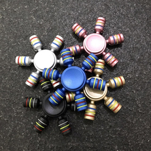 Rainbow Color Fidget Spinners