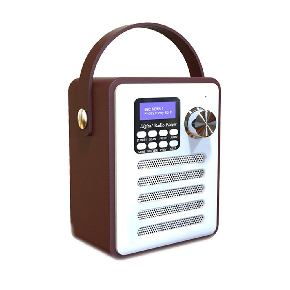 Car Radio Retro Dab Digital Audio Fm
