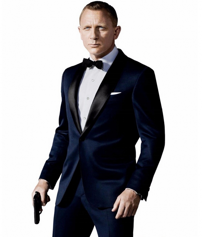 Aliexpress.com : Buy 2017 New Groom Tuxedos Mans Prom Suits ...