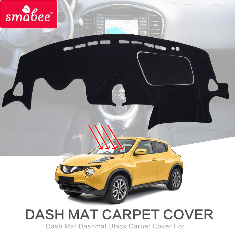Super Smabee For Nissan Juke Nismo S Sl Sv Dash Mat Dashmat Black Caraccident5 Cool Chair Designs And Ideas Caraccident5Info