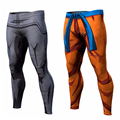 Hombres Mujeres Pantalones Anime Dragon Ball Z Goku Vegeta 3D pantalones Hombre Mujer Fitness Leggings Pantalones