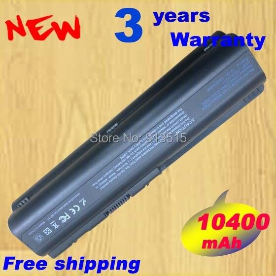 12 cellules batterie ordinateur portable pour HP Pavilion DV4 DV5 DV6 DV6T G50 G61 pour Compaq Presario CQ50 CQ71 CQ70 CQ61 CQ60 CQ45 CQ41 CQ40