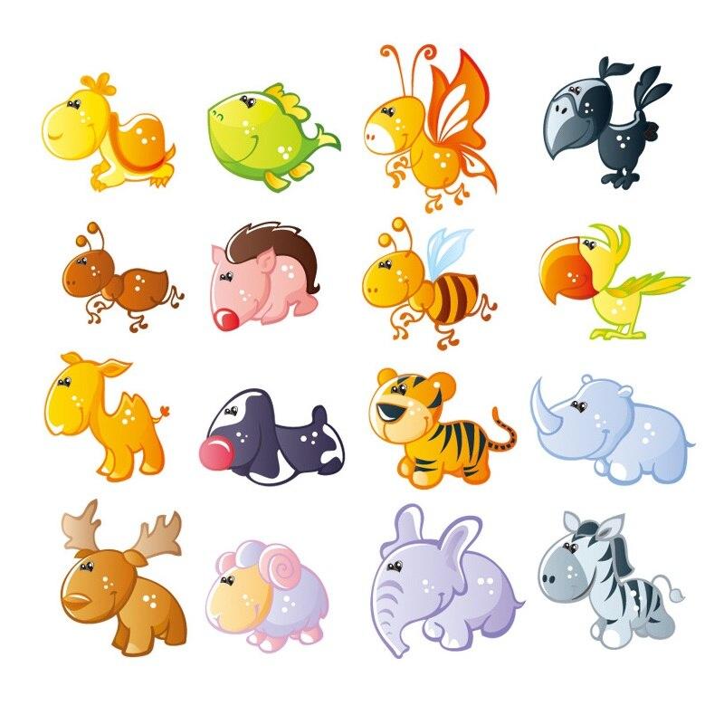 Прикольные детские рисунки животных