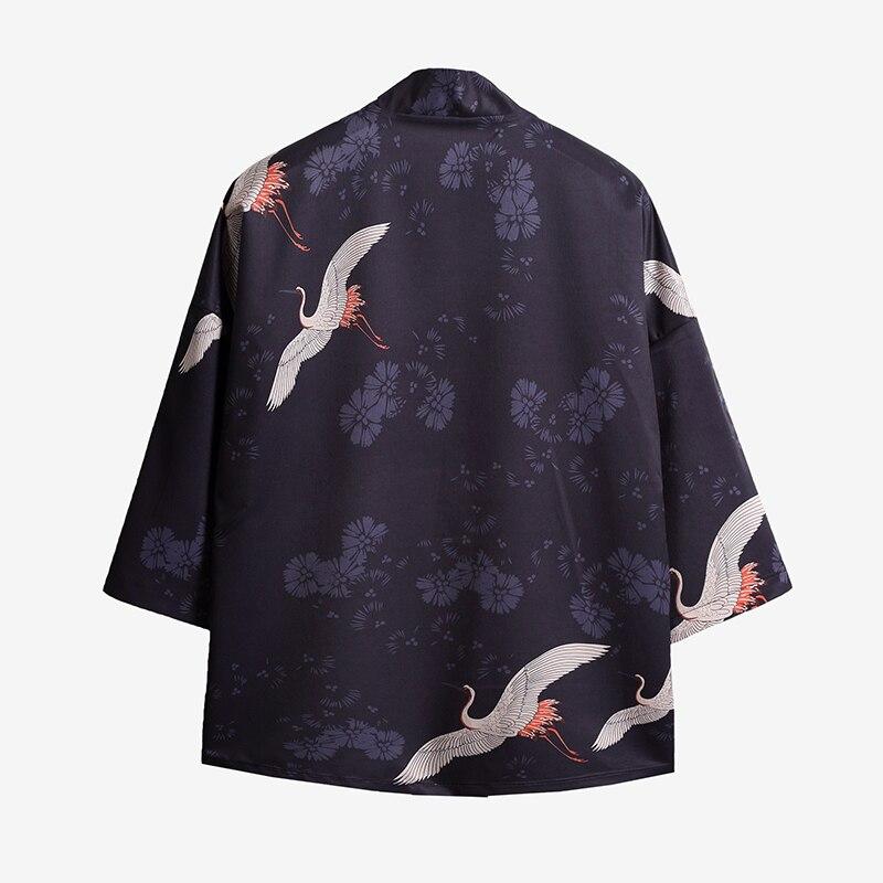 Japanese Style Men Kimono 1