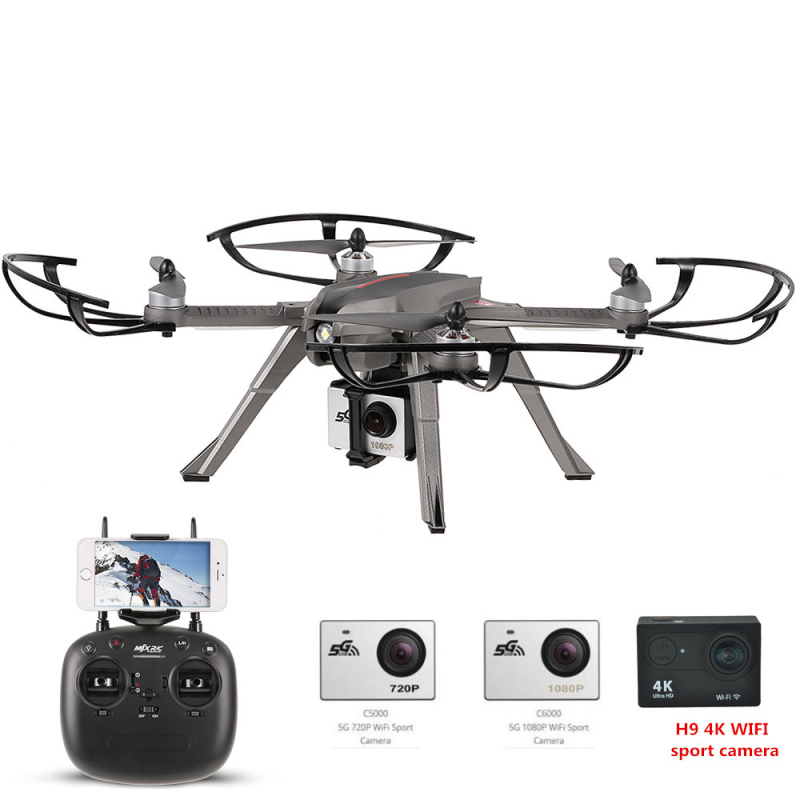 Professional Brushless WIFI FPV RC Racing Drone 300M 17Mins 720P/1080P Wifi FPV Camera Barometer Altitude Hold RC Quadcopter Toy 100% original new runcam 2 fpv hd camera av out fpv camera runcam2 1080p 120 angle wifi for walkera qav250 rc racing drone