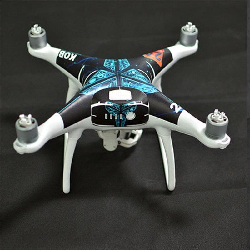 High Quality For DJI Phantom 4 Waterproof PVC Sticker RC Quadcopter Spare Parts