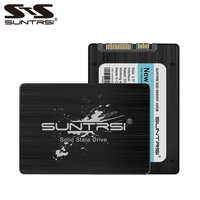 Suntrsi SATA3 SSD 960GB Solid State Disk 480GB High Speed 240GB 2.5 inch Internal black SSD for Computer free shipping