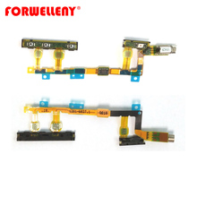 For Sony Xperia Z3 Mini Compact D5803 D5833 Power On Off Volume Vibrator Flex Cable